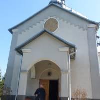 Церква Пресвятої Богородиці села Перерив