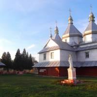 Церква Покрови Пресвятої Богородиці 1823 року