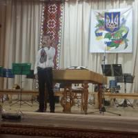 Денис Кречко – вихованець дитячої школи мистецтв (клас викладача Іванни Слободян)