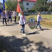 Матеївецьк ОТГ на XXIV міжнародному гуцульському фестивалі.