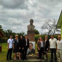 Відзначення 120 -ї річниці від дня народження Мирослава Ірчана