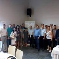 Участь у Форумі м.Кошице,Словаччина