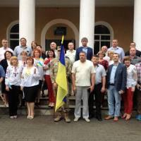 навчальний тур в м. Полтава