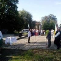 Відзначення26 – річниці Незалежності України та Дня Державного  Прапора України в с.П'ядики