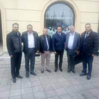 Робоча зустріч у  м.Бая- Маре(Румунія)