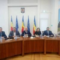 Робоча зустріч у м. Бая- Маре(Румунія)