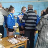 Відкрита першість району з волейболу серед жіночих команд, присвячена Дню захисника Вітчизни та 75-річчю створення УПА.Смт.Кути