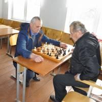 Змагання з шахів серед жителів Космацької ОТГ