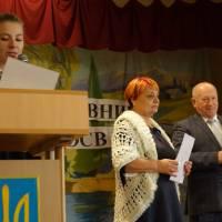 Нагородження грамотами працівників освіти Заболотівської ОТГ з нагоди професійного св'ята