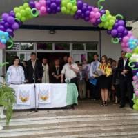 Голова Заболотівської селищної ради ОТГ Іван Танюк взяв участь у святковому заході Заболотівського ліцею