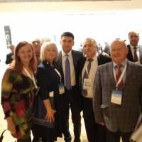 Голова Заболотівської селищної ради ОТГ Іван Танюк взяв участь у  ІІІ   Форумі місцевого самоврядування м.Київ