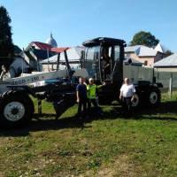 Придбання грейдера  Заболотівською селищною радою ОТГ  для потреб громади