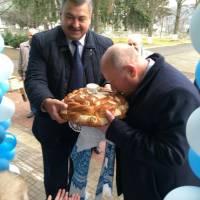 Урочисте відкриття дитячого садочка «Сонечко» у селі Рудники