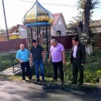 Керівництво Заболотівської ОТГ перевіряє якість надання послуг з ремонту дорожнього покриття фірмою «Шляхбуд-Лім»