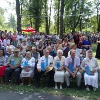 Сімейні пари Заболотівської ОТГ які прожили в парі більше 50 років