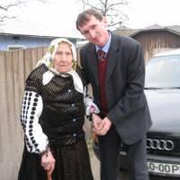 100-річна жителька села
