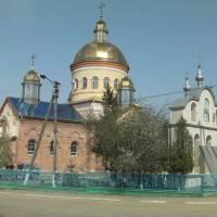 Церква яка будується