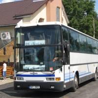 Автобус футбольної команди
