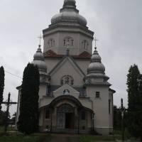 Церква Св. Івана Хрестителя с. Загвіздя