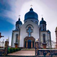 Церква Вознесіння Господнього в с. Підлісся