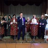 Зустріч Нового 2020 року в Олешанській громаді