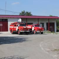 Місцева пожежна команда