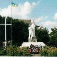 Пам'ятник загиблим за волю України