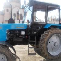 Придбано новий трактор МПЗ – 82.1 (Беларусь)