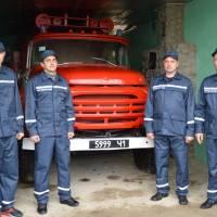 Підрозділ місцевої пожежної охорони с. Старі Богородчани