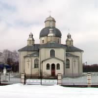 церква Різдва Івана Хрестителя с. Скобичівка