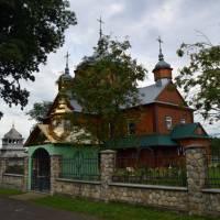 Церква Св. Юрія (с. Старі Богородчани)