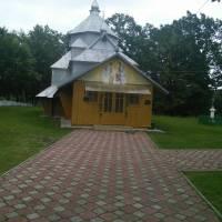 Старовинна церква с.Лесівка