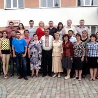 Депутатський склад та працівники ОТГ