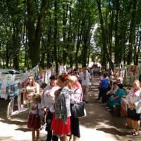 Мистецьке свято в смт.Більшівці