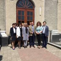 учасники семінару керівники опорних шкіл