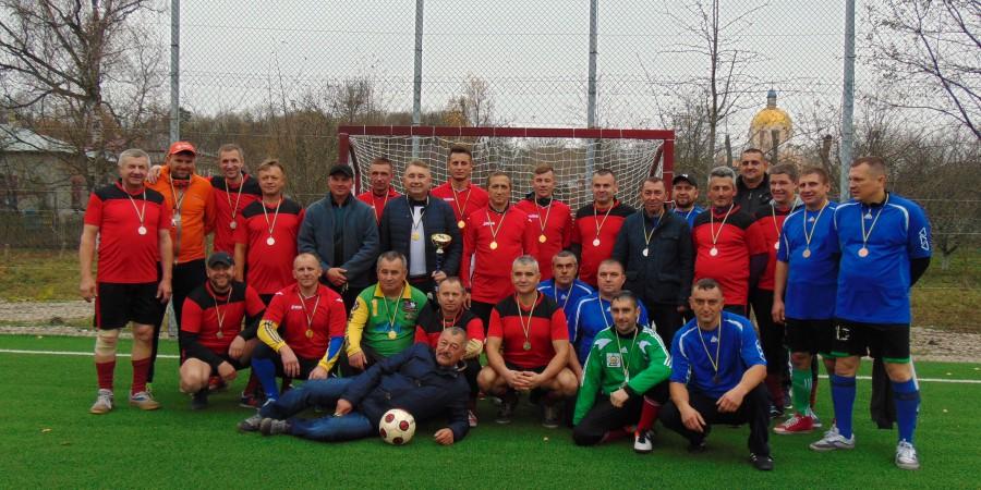 Футбольний турнір на новому майданчику у Більшівцях
