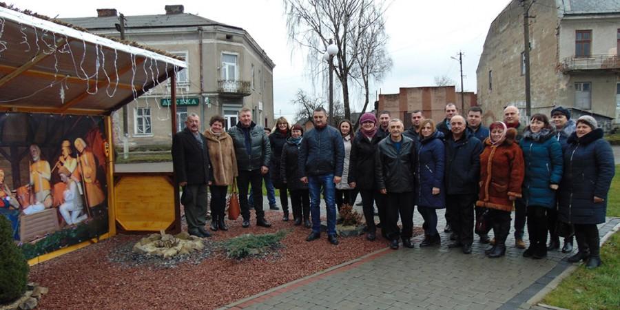 Депутати селищної ради ОТГ на заключній у 2019 році сесії