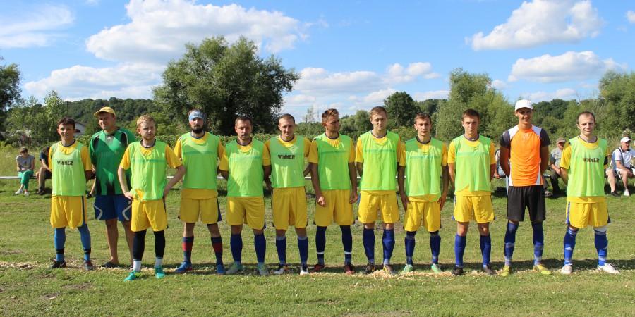 Футбольна команда Більшівців зразка 2020 року