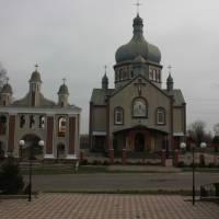 Церква Зіслання Святого Духа с.Бовшів