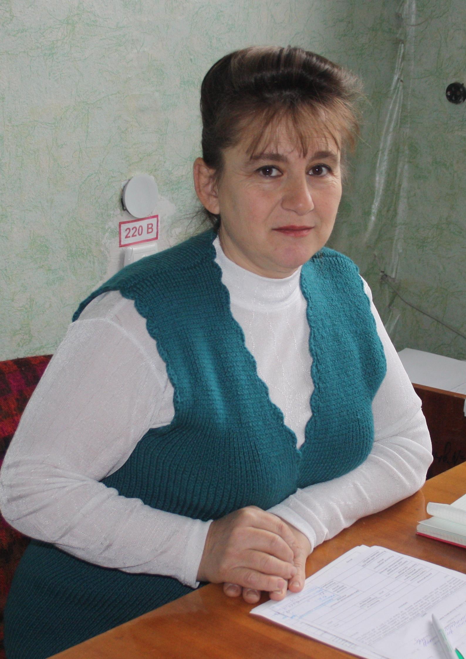 Кошель Ольга Василівна. Головний спеціаліст (звернення громадян)