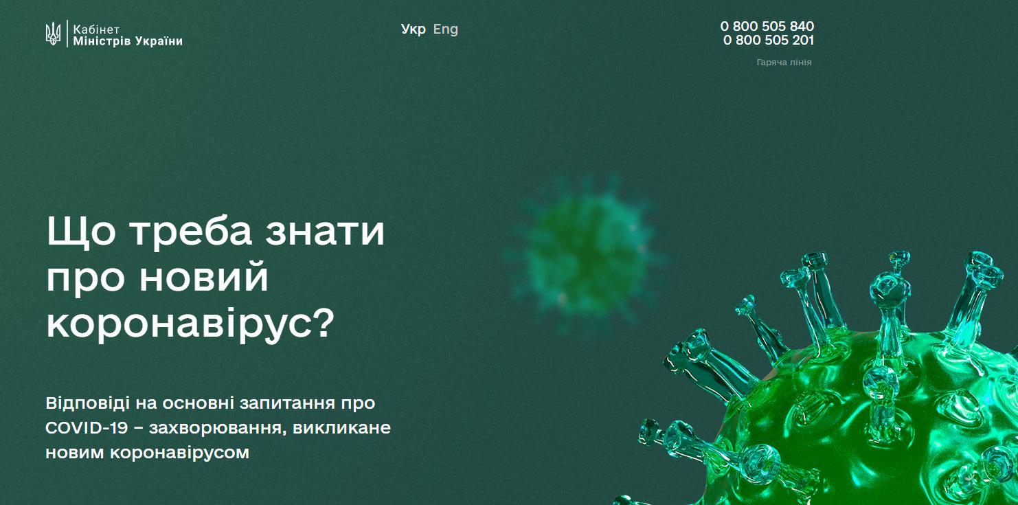 Коронавірус в Україні - що потрібно знати про новий коронавірус?