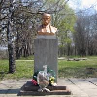 Пам'ятник Тарасові Шевченку в парку Шевченка