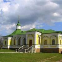 Храм Покрова Пресвятої Богородиці УПЦ КП