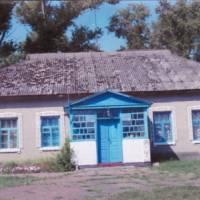 Клуб-бібліотека с. Леляки