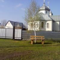 Свято-Покровська церква в с.Яхни. 2007р.