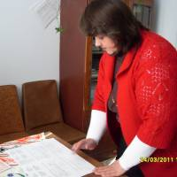 Івашина Неля Миколаївна  секретар сільської ради
