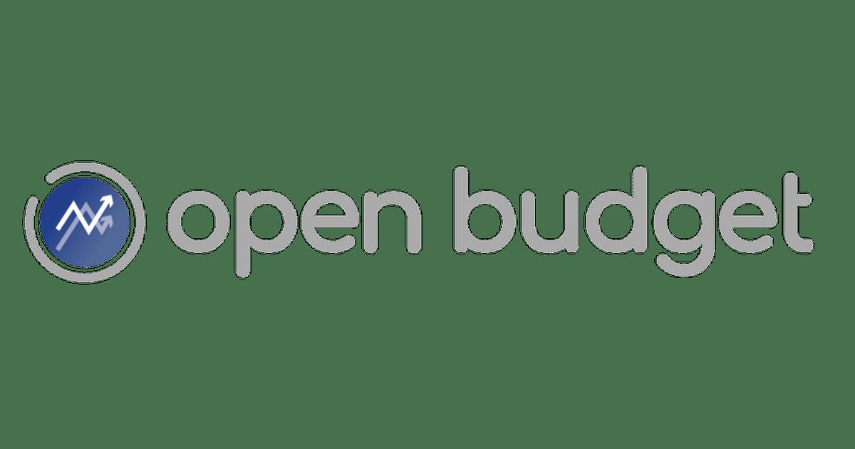 open budget