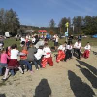 Розваги на святі День села