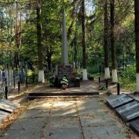 Меморіал загиблим визволителям