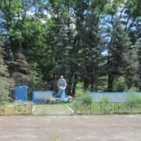 Пам'ятник загиблим у ІІ Світовій війні у с.Мигалки